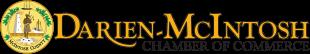 Darien-McIntosh Chamber Logo