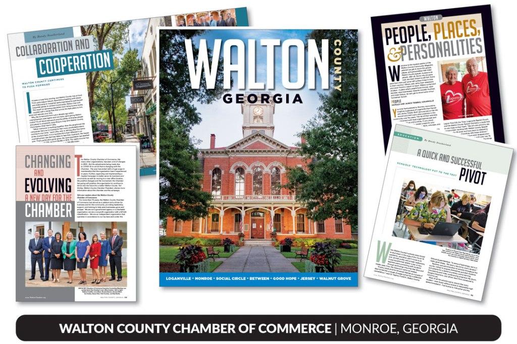 Walton County Chamber of Commerce Magazine