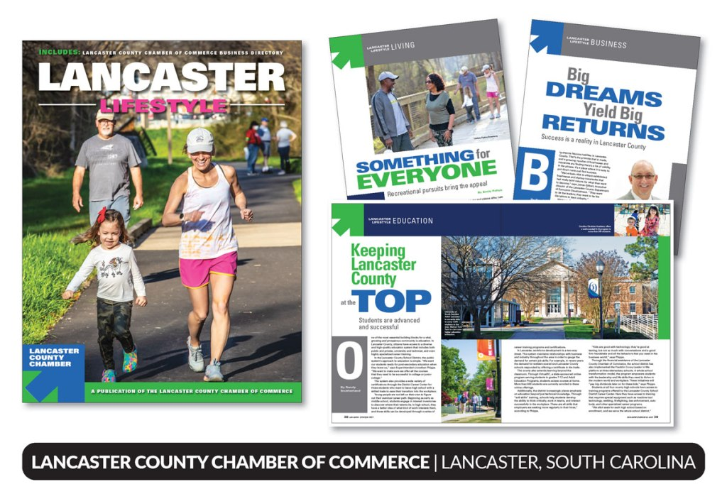 Lancaster County Chamber of Commerce, Lancaster, South Carolina