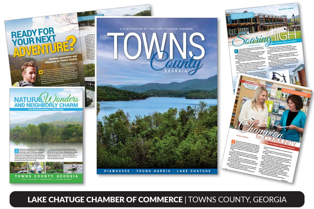 Towns County, Lake Chatuge Chamber of Commerce